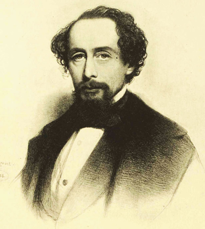 Charles Dickens - Charles Dickens is much loved for his great contribution to classical English literature.