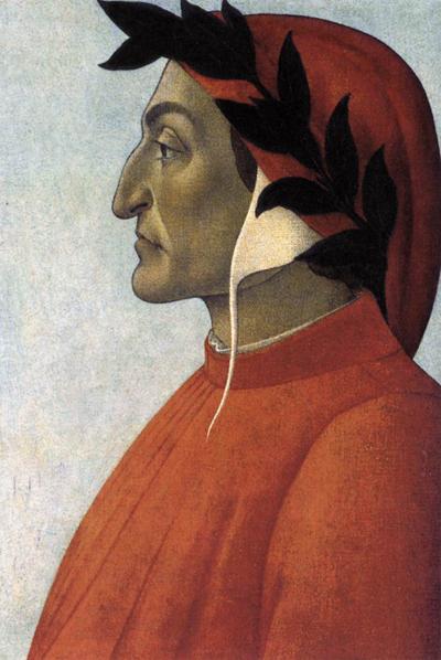 Dante Portrait de