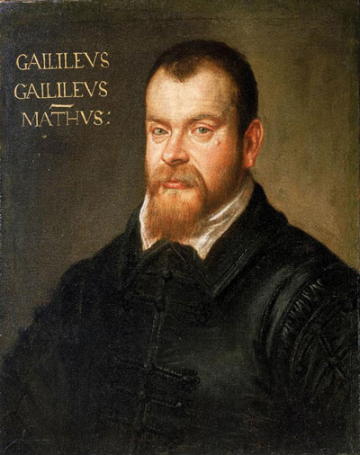 "Galileo Galilei - pioneered ""experimental scientific method"" and was the first to use a refracting telescope to make important astronomical discoveries."