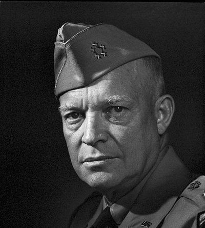 General Dwight Eisenhower - 34th President of the United States