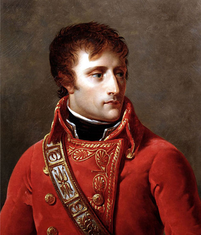 Napoleon Bonaparte - A masterful soldier, an unequalled grand tactician and a superb administrator.