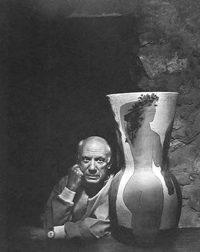 Pablo Picasso - Famous as no artist ever had been, he was a pioneer, a master and a protean monster, with a hand in every art movement of the century.