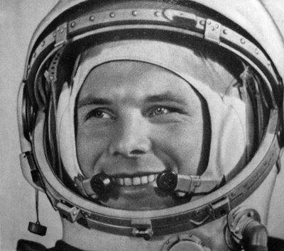 Yuri Gagarin - First man in space