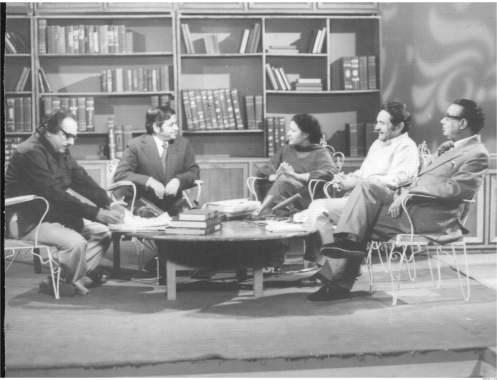 IBNE INSHA, BANO QUDSIA and ASHFAQ AHMED in Dunya Pakistan