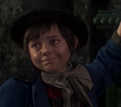 Jack Wild as  Artful Dodger from Oliver Twist