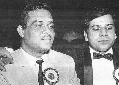 احمد رشدی اور مسعود رعنا - Ahmed Rushdi and Masood Rana